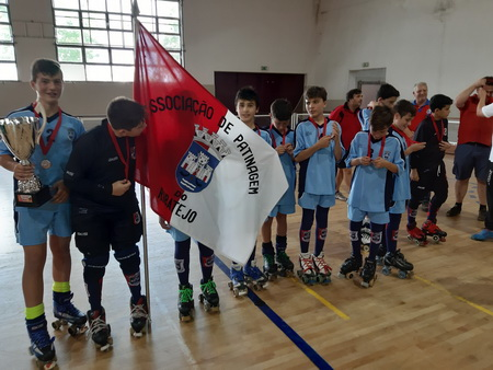 Torneio inter- associativo EKIS (sub13)